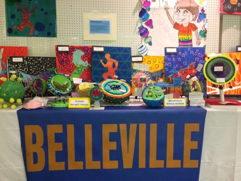 We Have PRIDE in Our Belleville Schools!