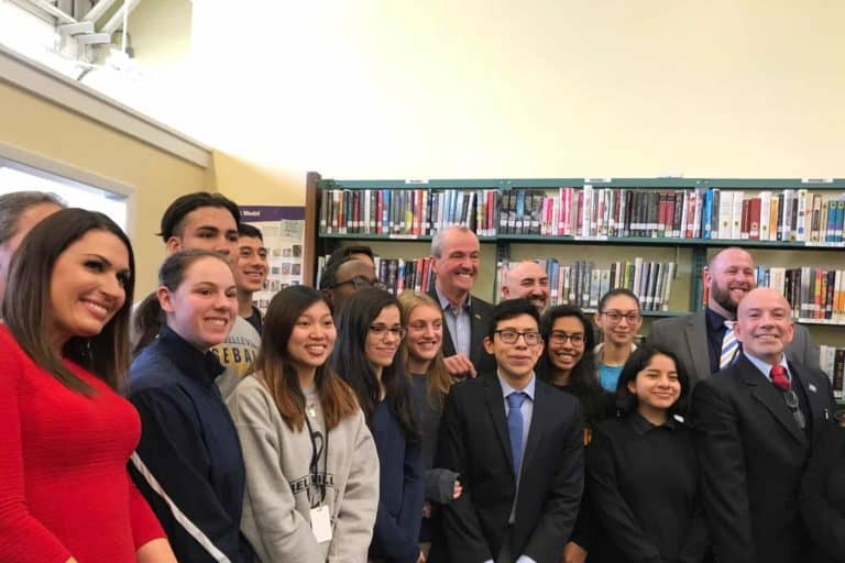 Governor Murphy Visits Belleville!