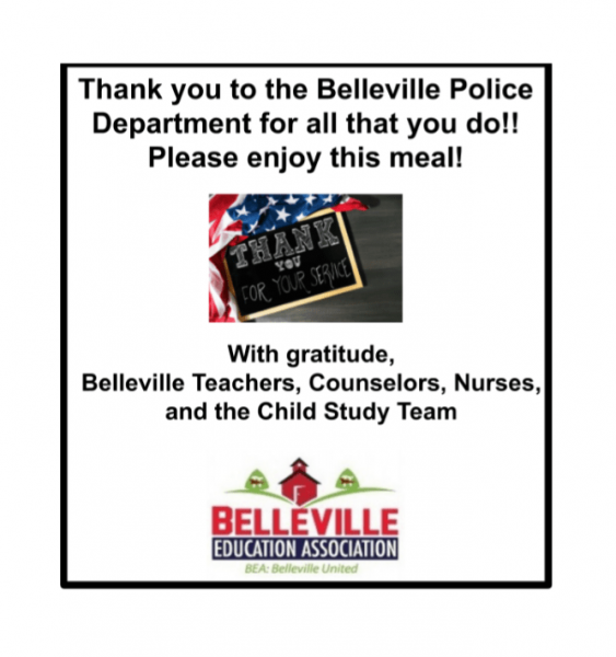 Belleville Police Department